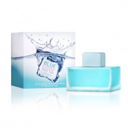 Blue Cool Seduction for Women eau de toilette - edt женские
