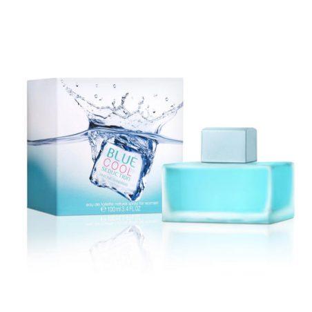 Blue Cool Seduction for Women eau de toilette - edt женские