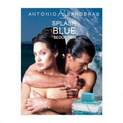 Антонио Бандерас. Соблазн в синем. Всплеск для женщин