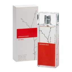 Armand Basi In Red eau de toilette - edt