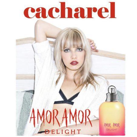 Amor Amor Delight Cacharel туалетные духи (parfum de toilette) женские