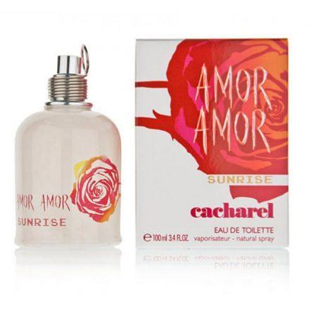 Amor Amor Sunrise Cacharel 100 ml. Туалетная вода (eau de toilette - edt)
