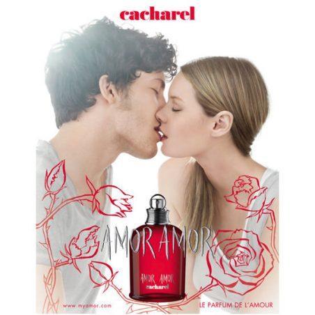 Cacharel Amor Amor. Парфюмерная вода (eau de parfum - edp) и туалетные духи (parfum de toilette)