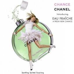 Шанель Шанс еу Фреш. Парфюмерная вода (eau de parfum - edp) и туалетные духи (parfum de toilette) женские