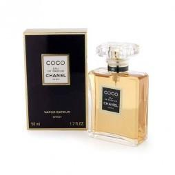 Coco Chanel 50 мл. Парфюмерная вода (eau de parfum - edp) и туалетные духи (parfum de toilette) женские
