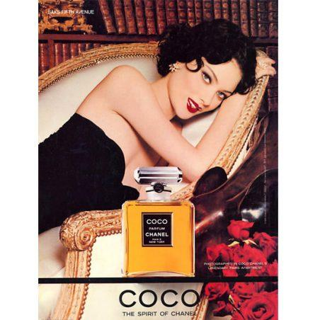 Coco by Chanel. Туалетная вода (eau de toilette - edt)