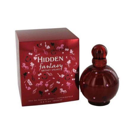 Hidden Fantasy Britney Spears. Парфюмерная вода (eau de parfum - edp)