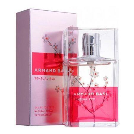 Sensual Red Armand Basi edt 100 ml женские