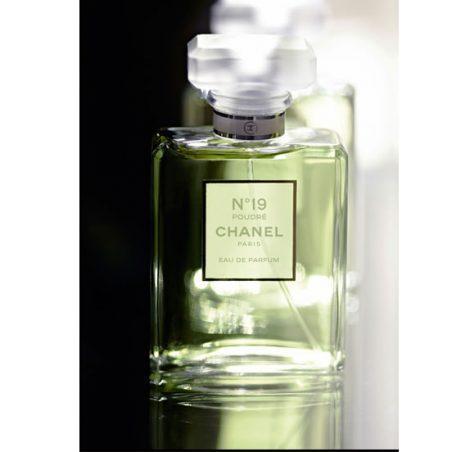 Chanel N19 Poudre. Парфюмерная вода (eau de parfum - edp) и туалетные духи (parfum de toilette) женские