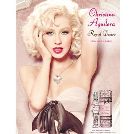 Christina Aguilera Royal Desire 75ml