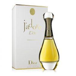 Christian Dior JAdore LOr. Парфюмерная вода (eau de parfum - edp) и туалетные духи (parfum de toilette) женские