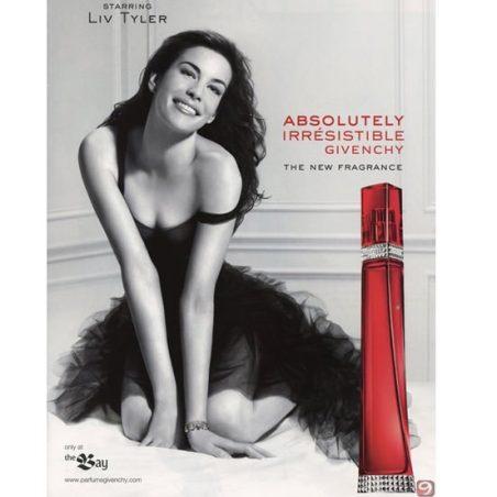 Absolutely Irresistible Givenchy for woman / Живаньши Абсолютли Иресистбл. Туалетная вода (eau de toilette - edt)