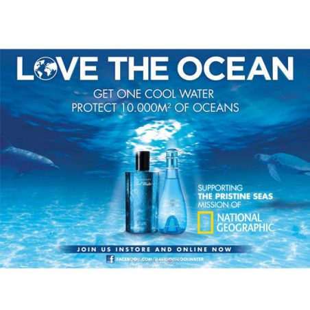 Cool Water Into The Ocean Woman by Davidoff