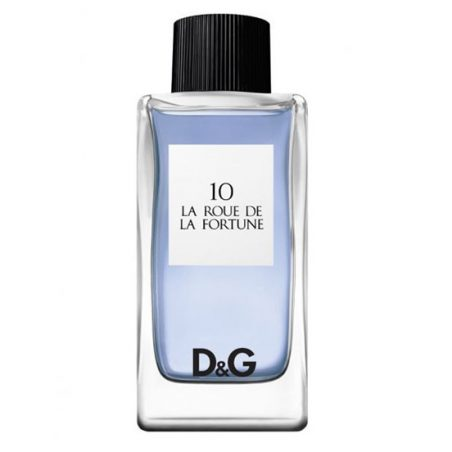 DG 10 La Roue De La Fortune. (Дольче Габбана 10 ла ру де ла фортуне - Колесо Фортуны). Одеколон (eau de cologne - edc). Унисекс / женская / мужская парфюмерия