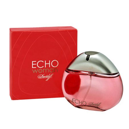 Davidoff Echo Women. Парфюмерная вода (eau de parfum - edp) и туалетные духи (parfum de toilette) женские