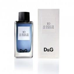 Dolce Gabbana 10 La Roue De La Fortune. Туалетная вода (eau de toilette - edt) унисекс
