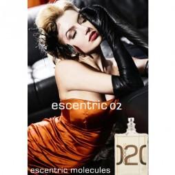 Escentric 02 Escentric Molecules / Эсцентрик 02 Молекулес Эсцентрик. Туалетная вода (eau de toilette - edt)