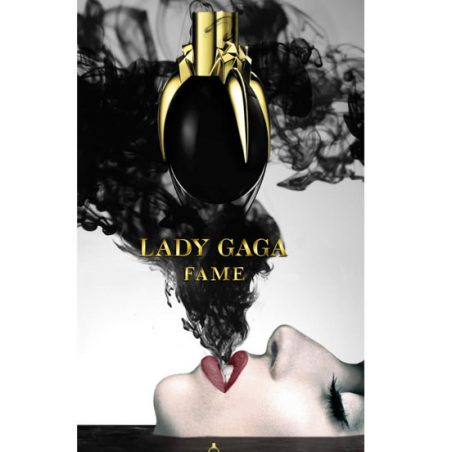 Fame Black Fluid Lady Gaga edp 100ml