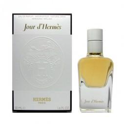 Hermes Jour D'hermes. Парфюмерная вода (eau de parfum - edp) и туалетные духи (parfum de toilette) женские