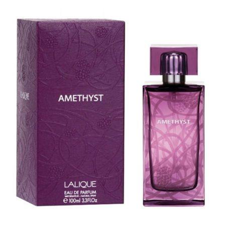 Lalique Amethyst. Парфюмерная вода (eau de parfum - edp) и туалетные духи (parfum de toilette) женские