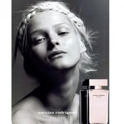 Narciso Rodriguez For Women / Нарцис Родригез Фо Хе. Парфюмерная вода (eau de parfum - edp) и туалетные духи (parfum de toilette) женские