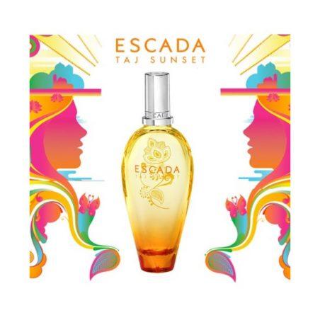 Taj Sunset Escada. Парфюмерная вода (eau de parfum - edp) и туалетные духи (parfum de toilette) женские