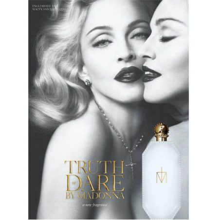 Truth Or Dare Madonna. Парфюмерная вода (eau de parfum - edp) и туалетные духи (parfum de toilette) женские