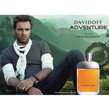 Adventure Davidoff (Давидофф Адвенче). Парфюмерная вода (eau de parfum - edp) и туалетные духи (parfum de toilette) мужские