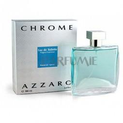 Azzaro Chrome / Азаро Хроме. Туалетная вода (eau de toilette - edt) мужская