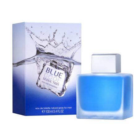 Blue Cool Seduction For Men Antonio Banderas / Антонио Бандерос Блю Кул Седакшен фо мэн. Туалетная вода (eau de toilette - edt) мужская