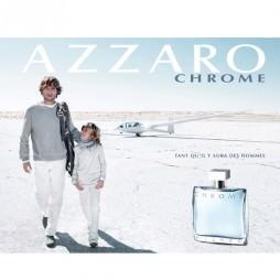 Chrome Azzaro. Одеколон (eau de cologne - edc) / Парфюмерная вода (eau de parfum - edp) и туалетные духи (parfum de toilette) мужские