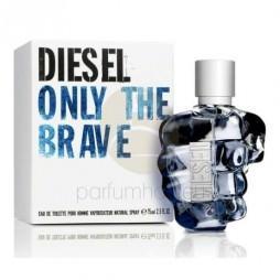 Diesel Only The Brave Man (Дизель. Только для храбрых). Туалетная вода (eau de toilette - edt) мужская / . Одеколон (eau de cologne - edc)