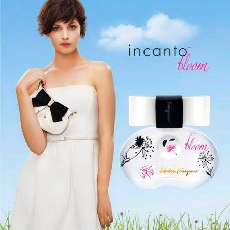Incanto Bloom Salvatore Ferragamo / Сальвадор Ферагамо Инканто Блом. Парфюмерная вода (eau de parfum - edp) и туалетные духи (parfum de toilette) женские