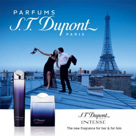 Intense Pour Femme S T Dupont / С Т Дюпонт Интенс Пур Фемм. Парфюмерная вода (eau de parfum - edp) и туалетные духи (parfum de toilette) женские