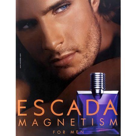 Magnetism for Men Escada. Парфюмерная вода (eau de parfum - edp) и туалетные духи (parfum de toilette) мужские