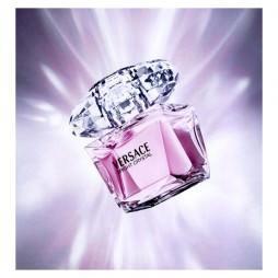Versace Bright Crystal. Парфюмерная вода (eau de parfum - edp) и туалетные духи (parfum de toilette) женские
