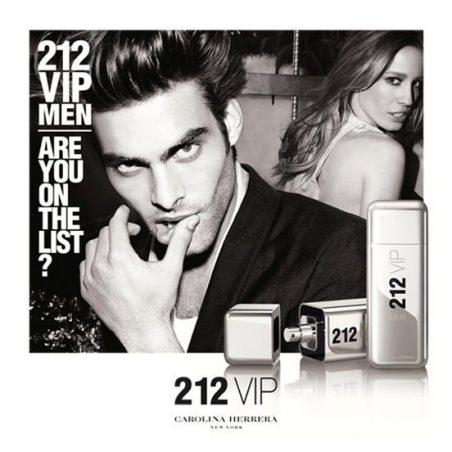 212 VIP Man CH edt 100ml мужские. Парфюмерная вода (eau de parfum - edp) и туалетные духи (parfum de toilette) мужские