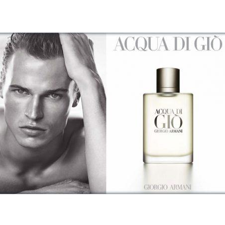 Acqua Di Gio Giorgio Armani For Men (Аква Ди Джой Джорджио Армани). Парфюмерная вода (eau de parfum - edp) и туалетные духи (parfum de toilette) мужские