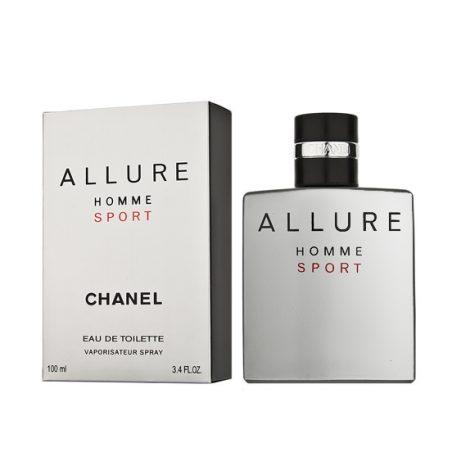 Allure Homme Sport Man Chanel (Шанель Аллюр Хом Спорт). Туалетная вода (eau de toilette - edt) мужская / Одеколон (eau de cologne - edc)