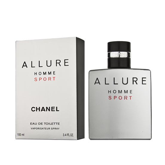 chanel allure homme sport for man edt 100 ml car. Black Bedroom Furniture Sets. Home Design Ideas