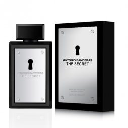 Antonio Banderas The Secret / Антонио Бандерас зэ Сикрет. Туалетная вода (eau de toilette - edt) мужская