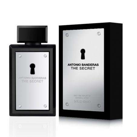 Antonio Banderas The Secret / Антонио Бандерас зэ Сикрет. Туалетная вода (eau de toilette - edt) мужская