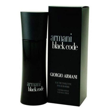 Armani Black Code Giorgio Armani for Men