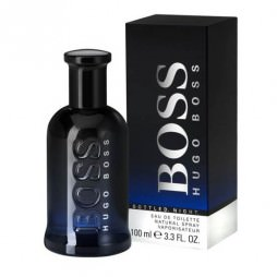 Boss Bottled Night Man Hugo Boss (Хуго Босс Боттлед Найт). Туалетная вода (eau de toilette - edt) мужская / Одеколон (eau de cologne - edc)