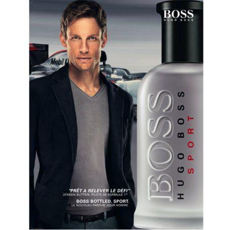Boss Bottled Sport Hugo Boss (Бутилированный Спорт). Парфюмерная вода (eau de parfum - edp) и туалетные духи (parfum de toilette) мужские