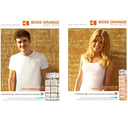 Boss Orange Man Charity Edition Hugo Boss (Хьюго Босс Оранж Черити Эдишен для мужчин). Парфюмерная вода (eau de parfum - edp) и туалетные духи (parfum de toilette) мужские