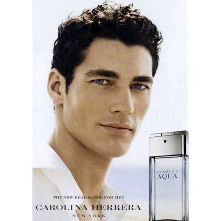 CH Aqua man. Парфюмерная вода (eau de parfum - edp) и туалетные духи (parfum de toilette) мужские