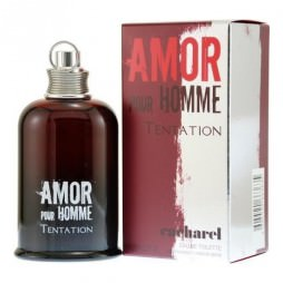 Cacharel Amor pour Homme Tentation Man (Кашарель Амор Пур Ом Тентейшн). Туалетная вода (eau de toilette - edt) мужская / . Одеколон (eau de cologne - edc)