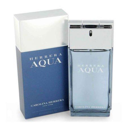 Carolina Herrera Aqua Man. Туалетная вода (eau de toilette - edt) мужская / Одеколон (eau de cologne - edc)