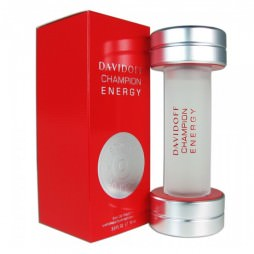Champion Energy Davidoff Man (Давыдов Чемпион Энерджи). Туалетная вода (eau de toilette - edt) мужская / Одеколон (eau de cologne - edc)